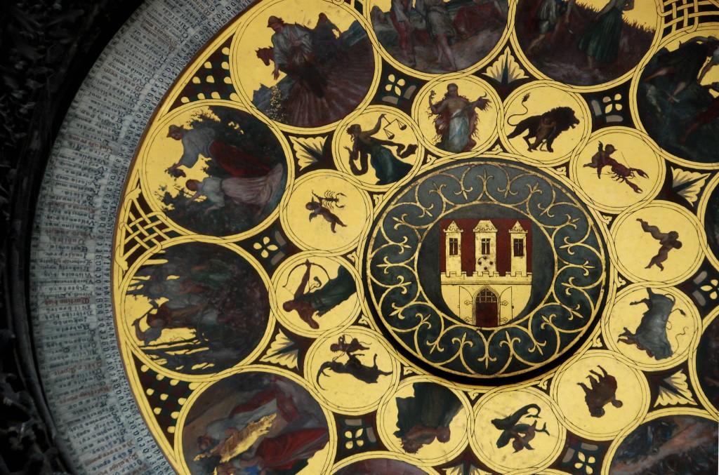 Prague Astronomical Clock Prague Czech Republic