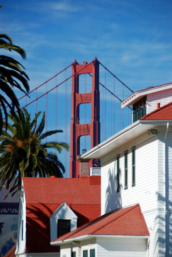 San Francisco, California Golden Gate Bridge